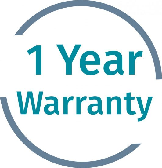 1 Year Warranty - The Electric Blind Company