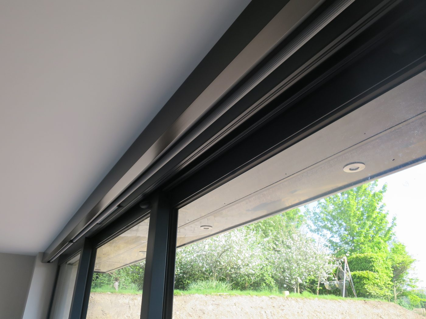 Electric Blind Mounts And Fascias The Electric Blind