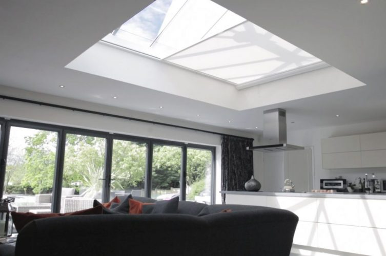 Electric Blind - Roof Lantern - The Electric Blind Company