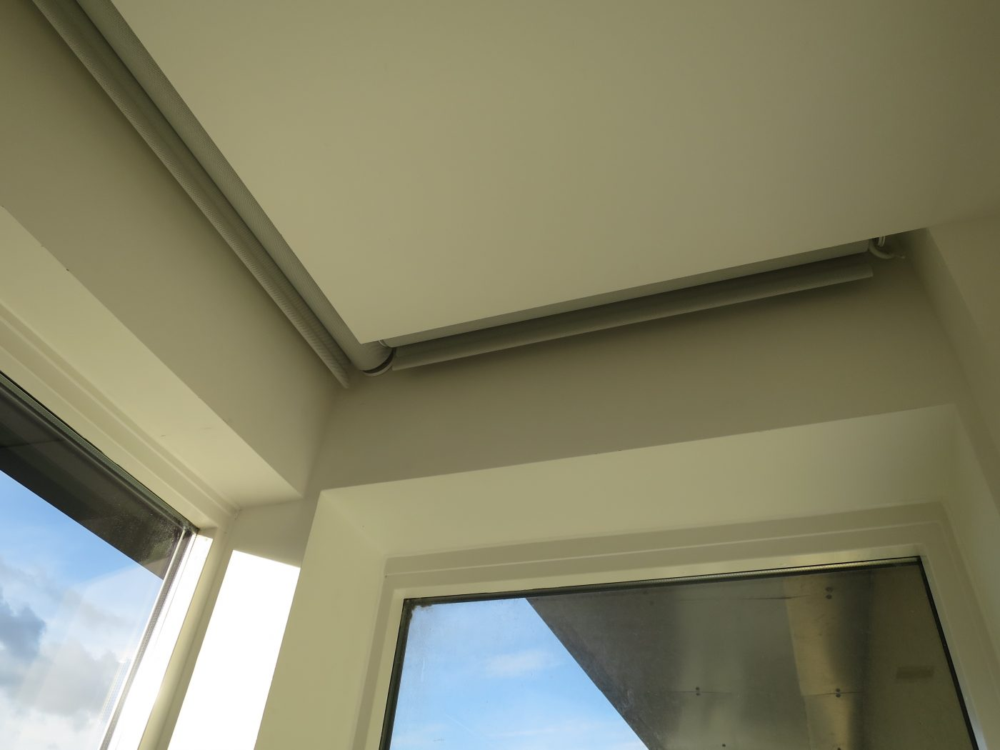 Ceiling Recess for Electric Blinds - Penthouse, Southampton - The ...