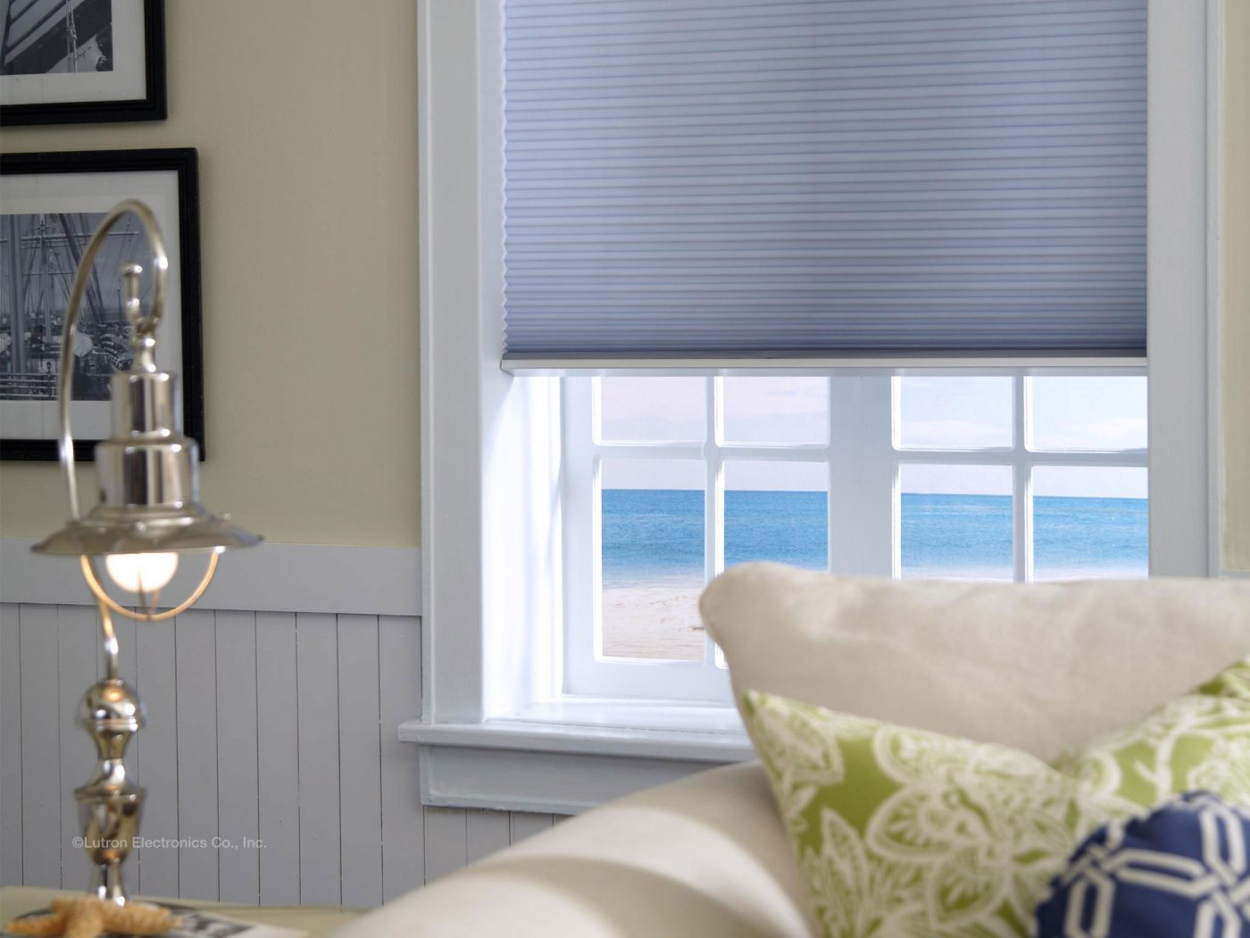 Electric Blinds - Honeycomb - The Electric Blind Company