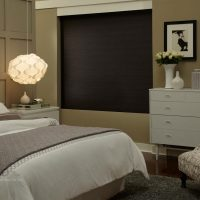 Lutron Blackout Electric Roller Blinds - Bedroom - The Electric Blind Company