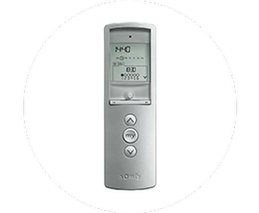 Electric Blinds - Controls - Timer Remote - The Electric Blind Company