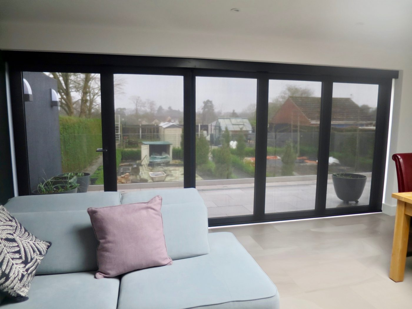 Benefits of Electric Blinds for Bifold Doors The Electric Blind