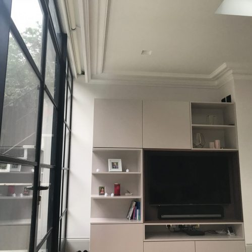 Hardwired Electric Blinds Fitted in West London by The Electric Blind Company