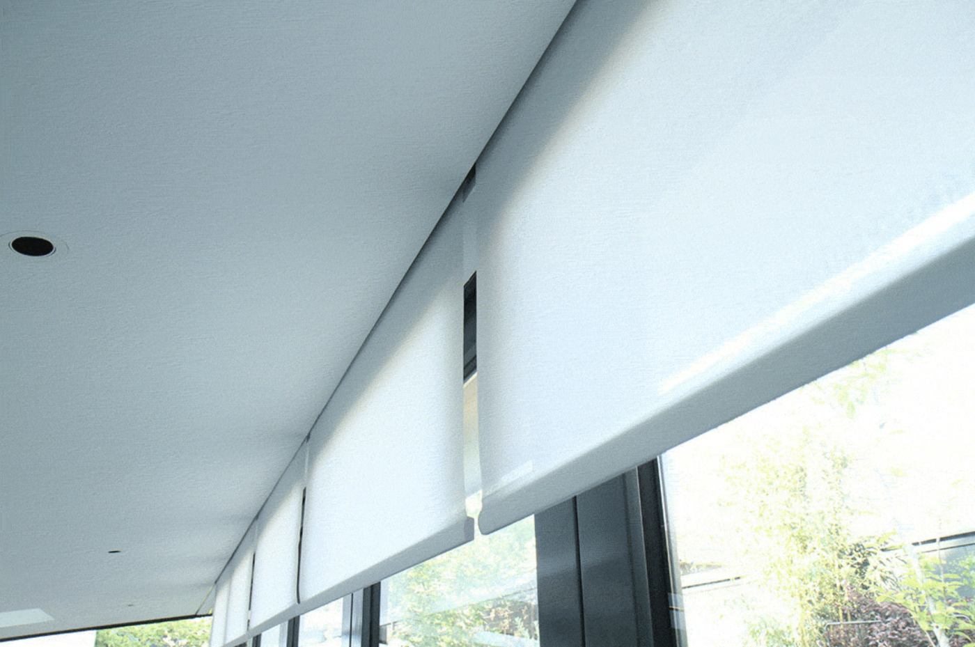 Hardwired vs Battery Powered Blinds - The Electric Blind Company