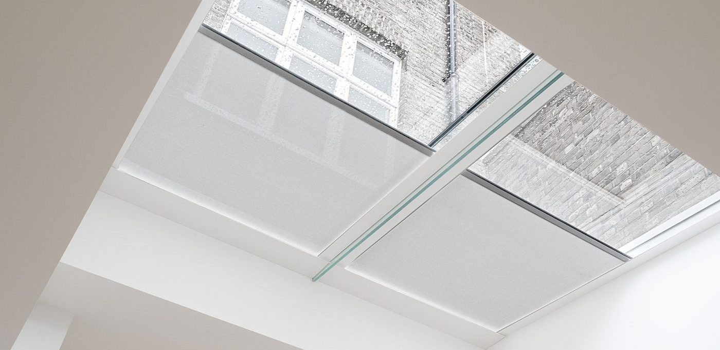 SHY Rooflight Electric Blinds - The Electric Blind Company