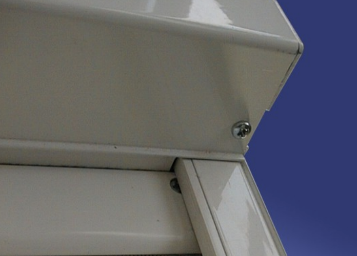Electric Roof Lantern Blind - Head Boxes - SHY - The Electric Blind Company