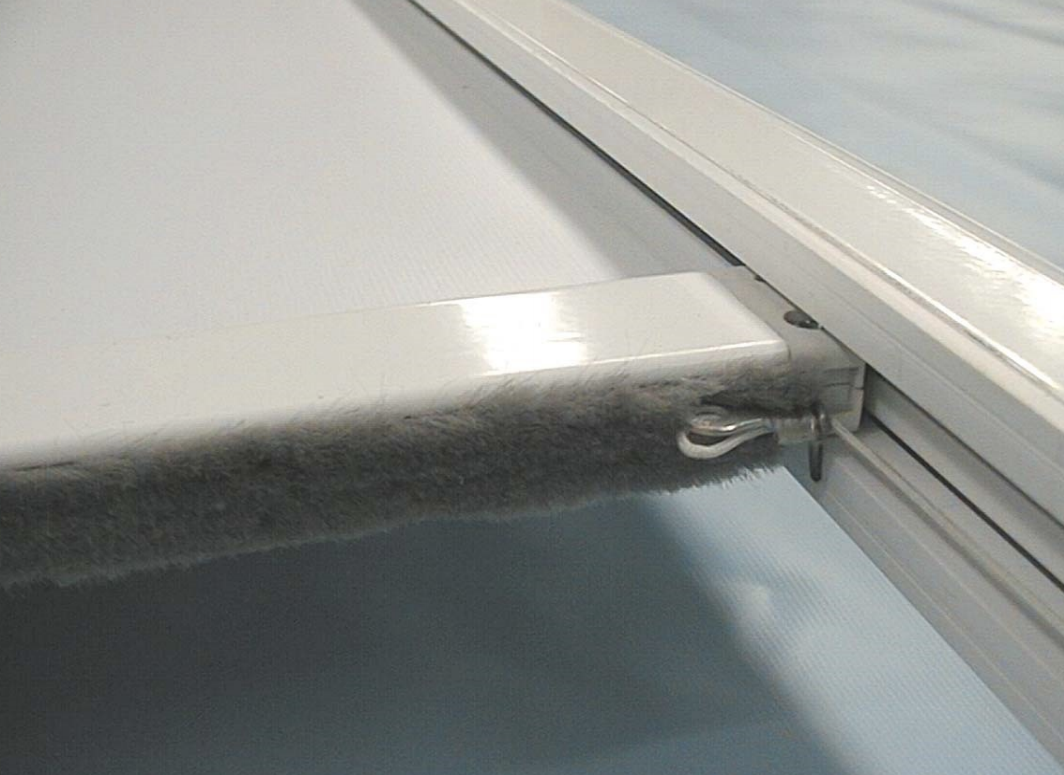 Motorised Roof Lantern Blind - Zip Technology - SHY - The Electric Blind Company