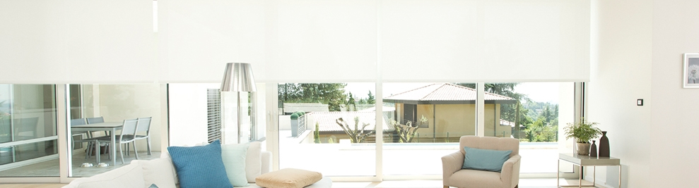 Somfy Electric Blinds - The Electric Blind Company