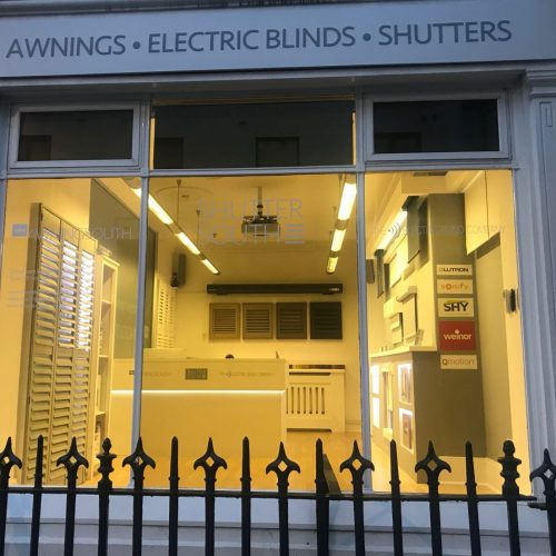 The Electric Blind Company Showroom