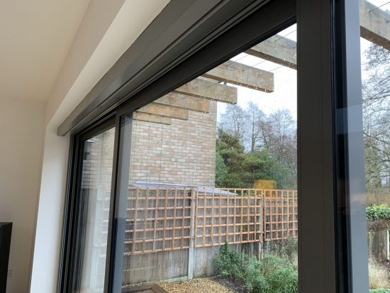 Alexa Electric Blinds Fitted by The Electric Blind Company