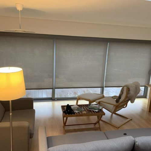 Alexa Motorised Electric Blinds Fitted by The Electric Blind Company