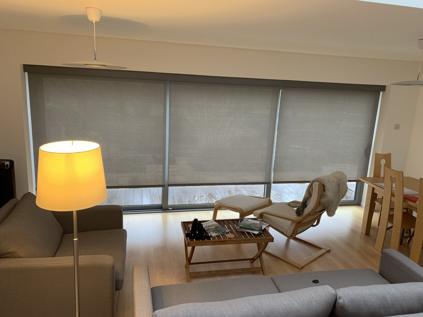 Alexa Motorised Electric Blinds The Electric Blind Company