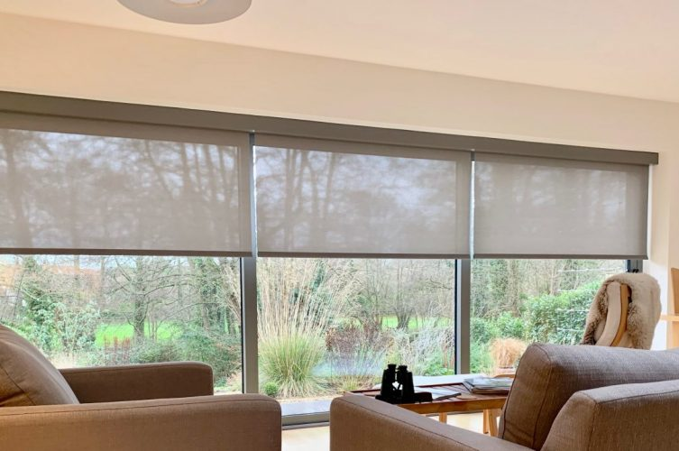 Amazon Alexa Motorised Electric Blinds Fitted by The Electric Blind Company