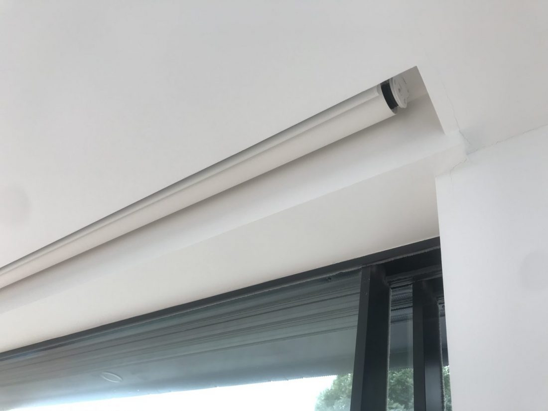 Concealed Electric Blinds Hampshire Surrey West Sussex