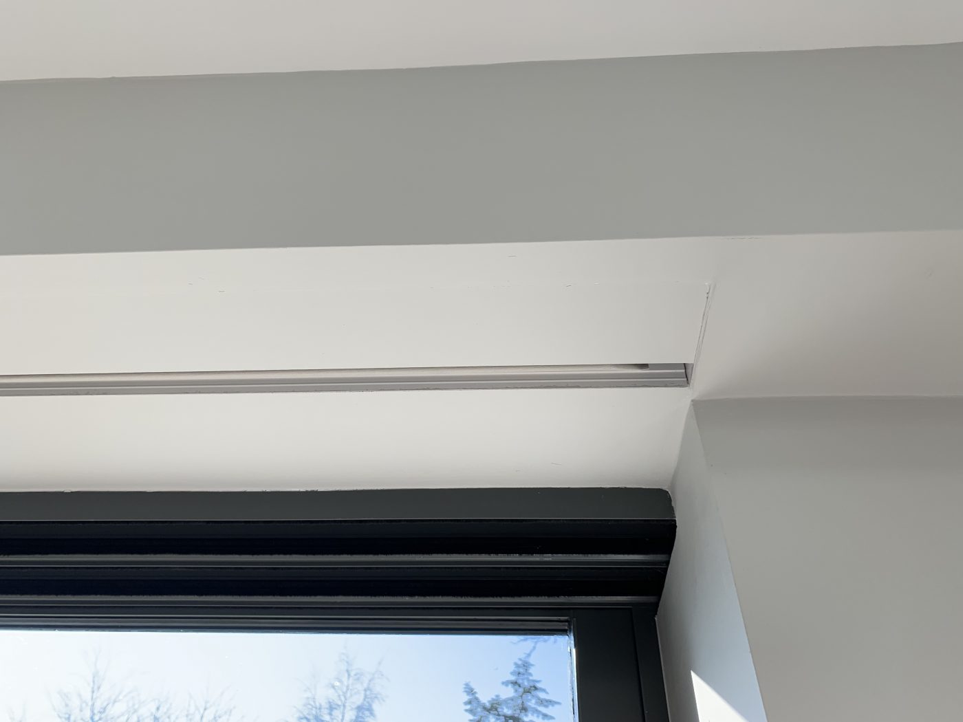 Hidden Electric Blinds For Bifold Doors - The Electric Blind Company