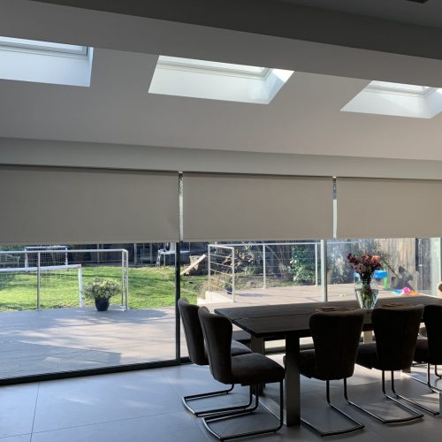 Electric Blinds - Sliding Doors - Blind Pockets - The Electric Blind Company