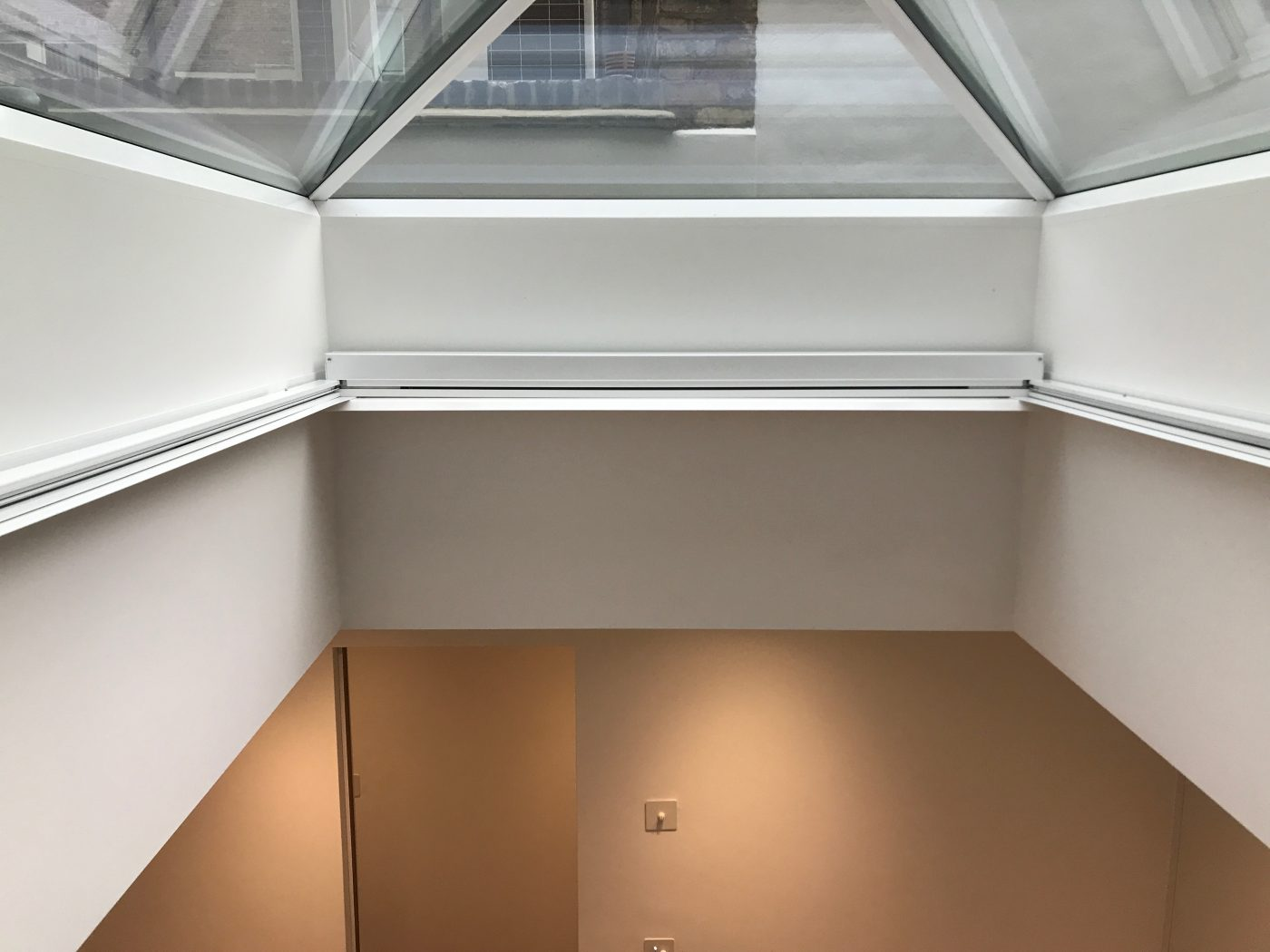 Roof Lantern Electric Blinds Fitted in Marylebone, London - The Electric Blind Company
