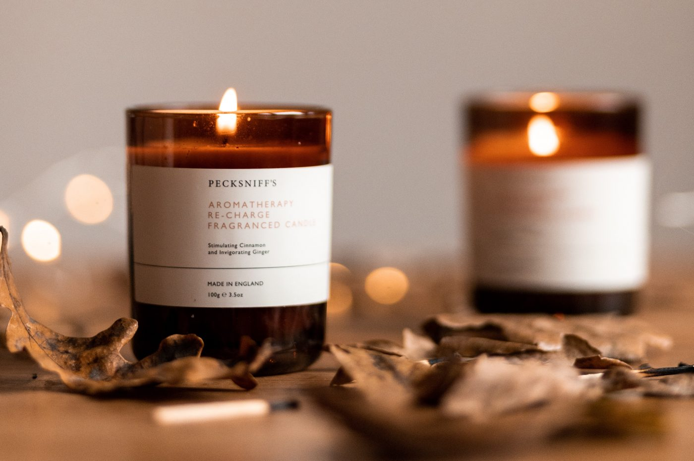 Candles - How To Hygge Your Home - The Electric Blind Company