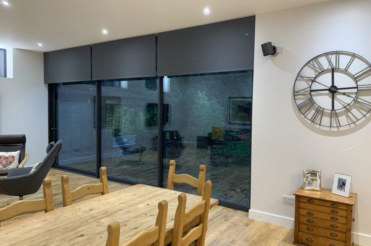 Electric Blinds For Sliding Doors Fitted in Winchester, Hampshire