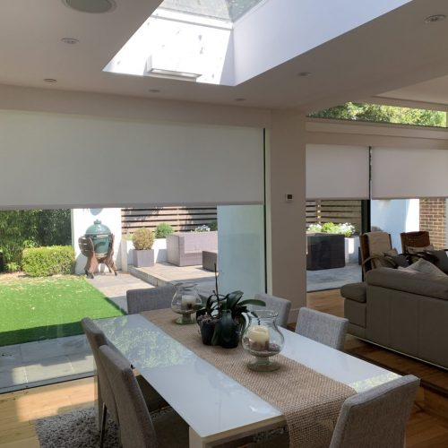 Electric Roller Blinds Fitted In Surrey
