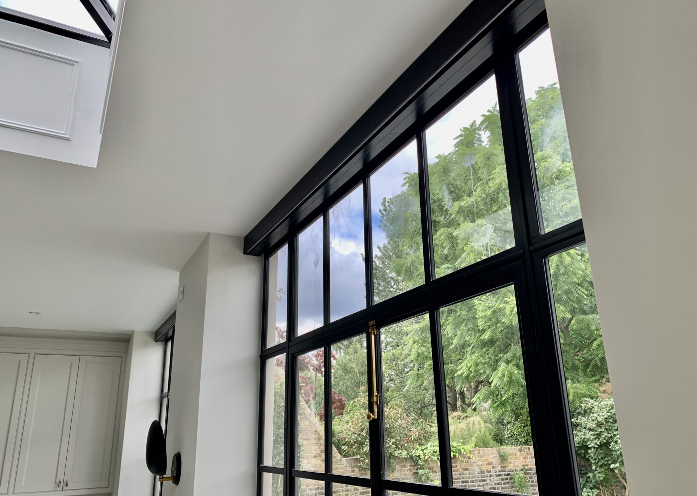 Electric Blinds For Crittall Windows Fitted in London by The Electric Blind Company