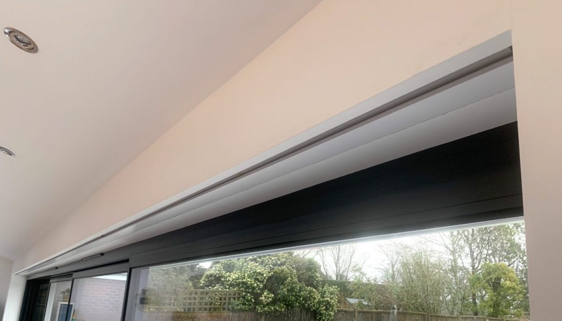 Concealed Electric Blinds - Fitted in Hampshire - The Electric Blind Company