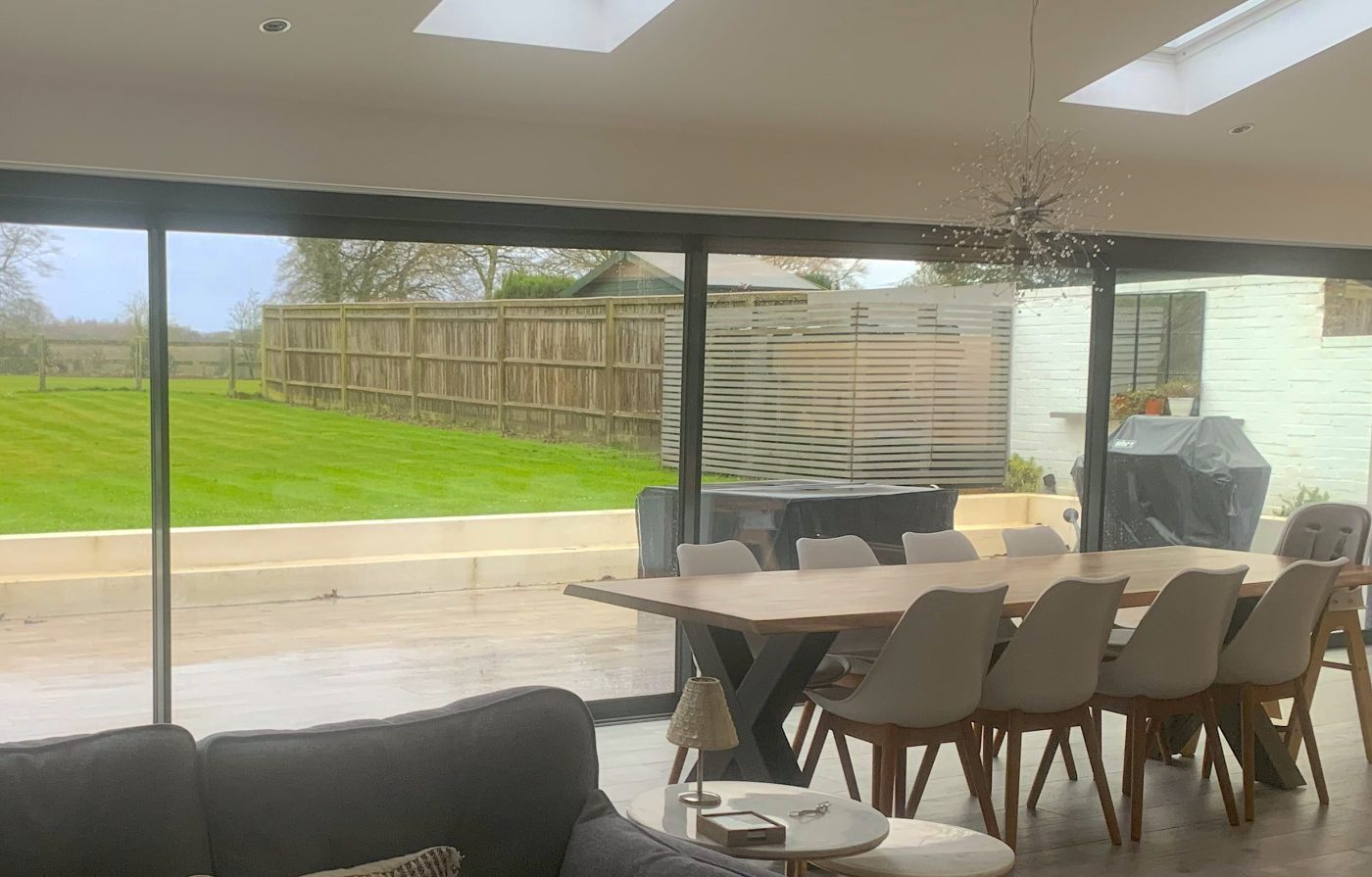 Hidden Electric Blinds Fitted in Hampshire - The Electric Blind Company