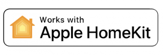 Works with HomeKit Blinds Logo