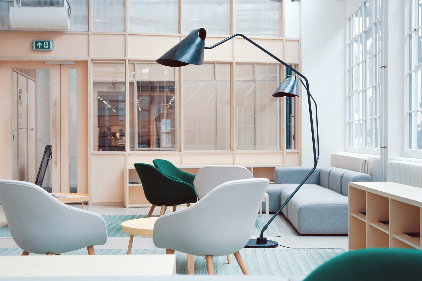 Luxury Workspace - The Electric Blind Company