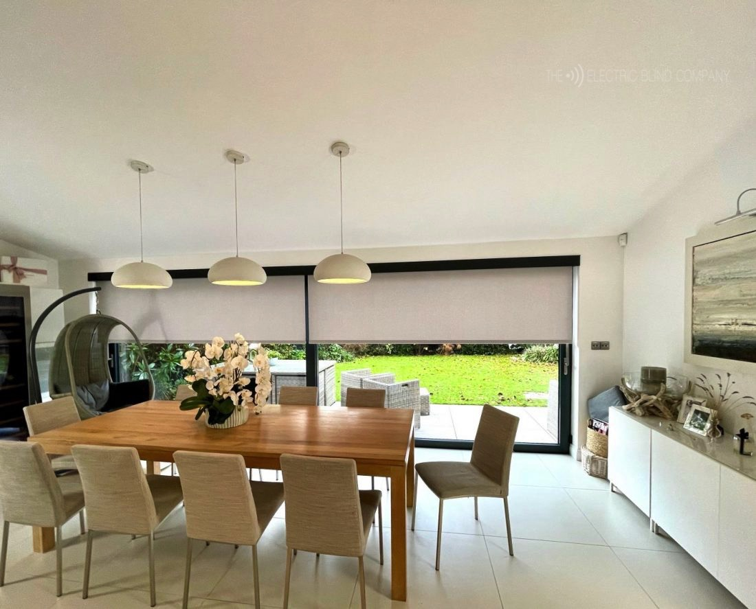 Electric Blinds for BiFold & Sliding Doors   The Electric Blind ...