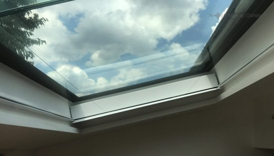 Electric Roof Blinds Fitted at Christ's Hospital School in Horsham by The Electric Blind Company