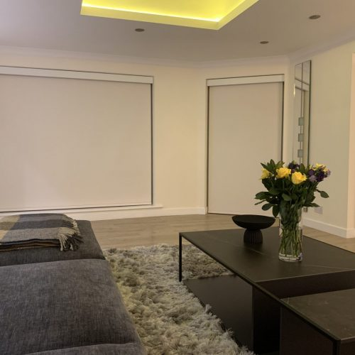 Electric Blinds in Orangery - Dorset - Fitted by The Electric Blind Company3